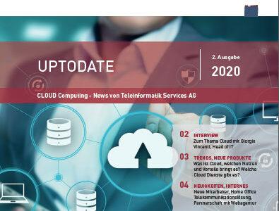 UPTODATE 2/2020 – Cloud
