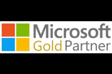 Wir sind Microsoft Gold Partner