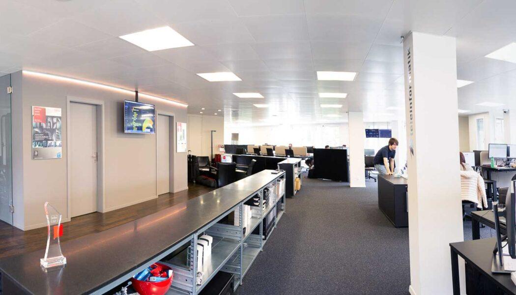 ICT Techniker mit Potential zu Team-Leiter Service-Desk 100% (m/w)