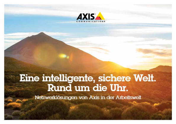 AXIS Broschüre