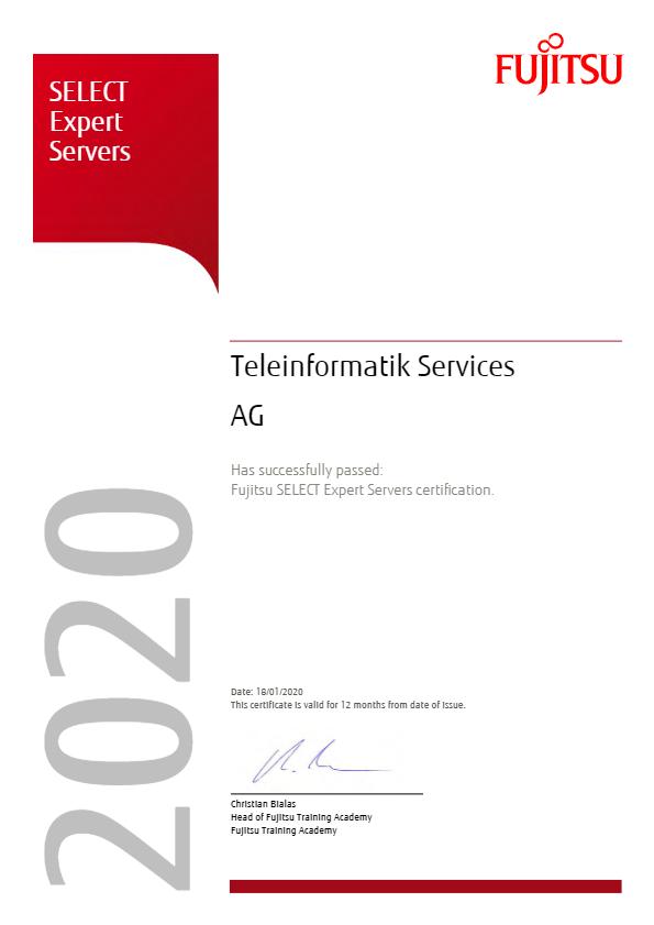 Servers Company
