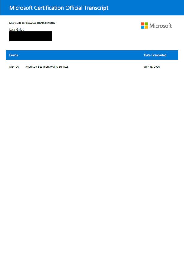 Microsoft 365 Specialist