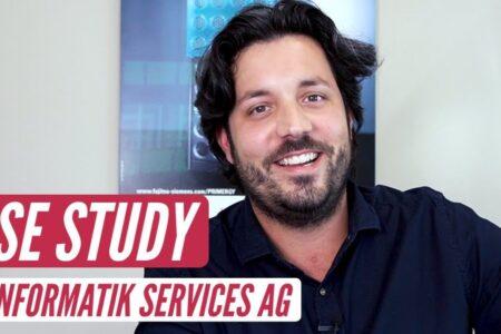Video zur Success Story – Auslagerung der kompletten Infrastruktur