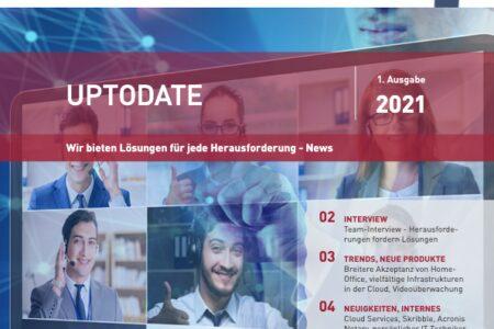 UPTODATE 1/2021 – Lösungen für jede Herausforderung