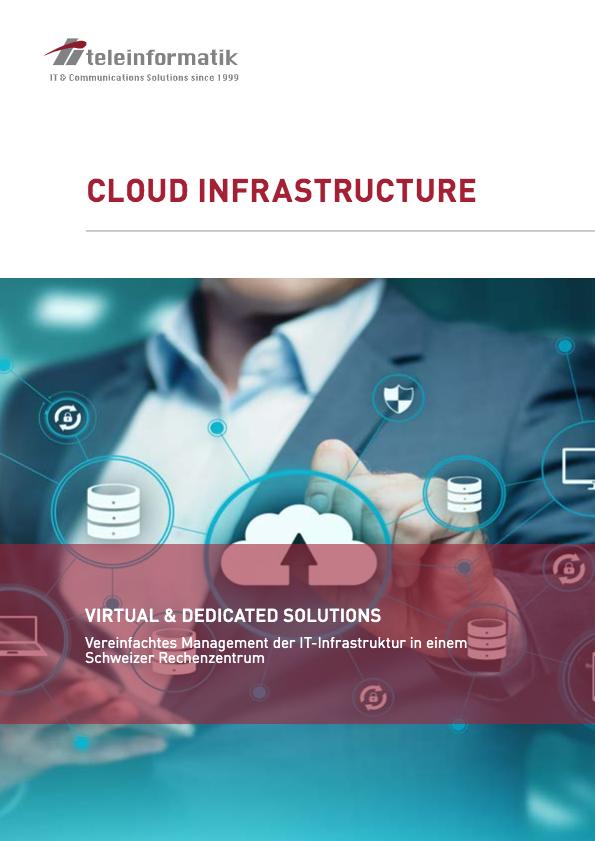 Cloud Infrastruktur